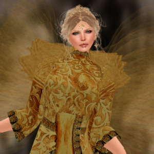 ffc paisley daisy golden royalty gown_002