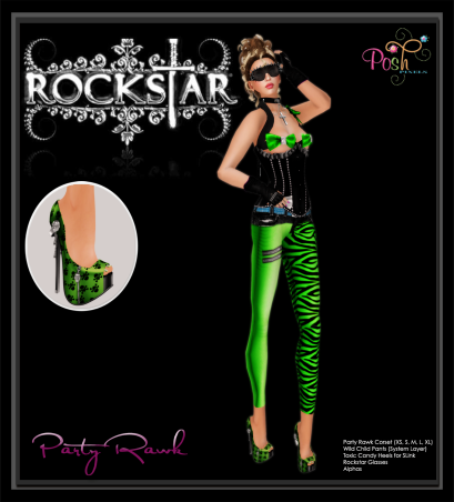 PoshPixels-PartyRawk-Lime-AD