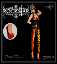 PoshPixels-PartyRawk-Orange-AD