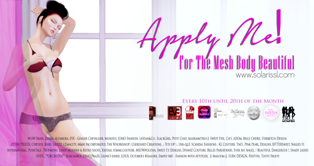 APPLY ME POSTER 4