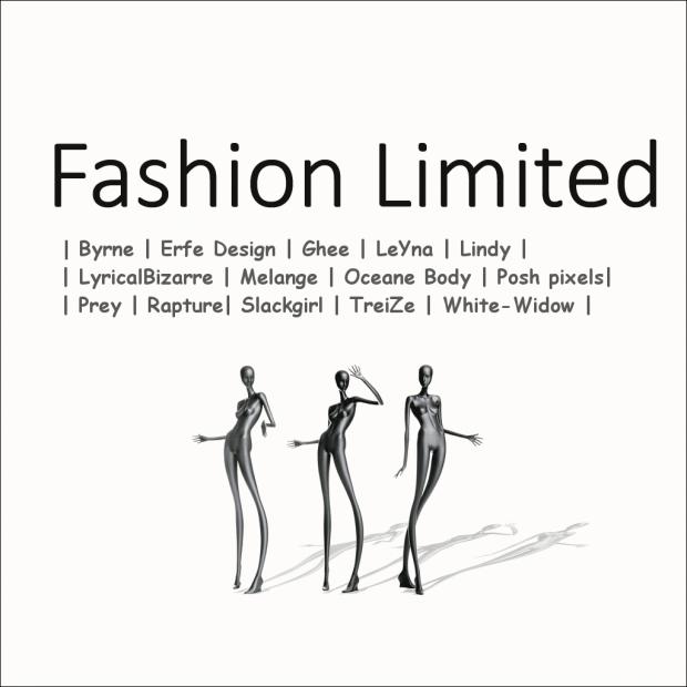 Fashion Limited logo ad
